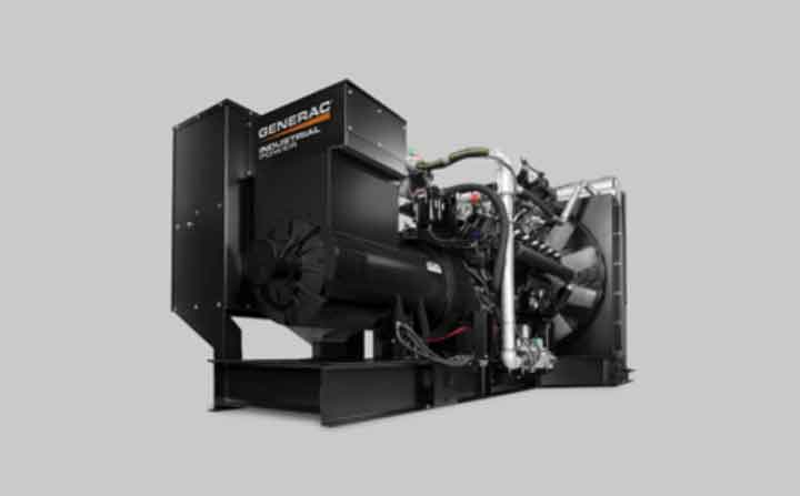 4 Tips to Minimize Wear and Tear of Industrial Generators