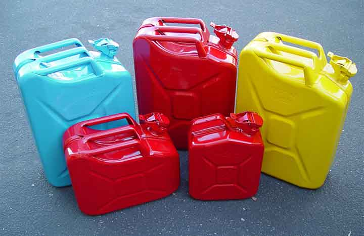 Generator Safety Tips: How to Safely Store Generator Fuel?